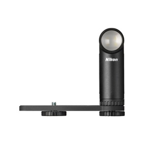 Luz Led Para Video Nikon Ld-1000 Negro