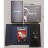 Samsung Galaxy Note 8 64gb Negro Nuevo Origina