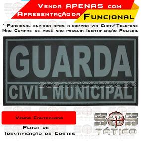 Quepe Guarda Municipal - Coleções e Comics no Mercado Livre Brasil 4228e7b8180