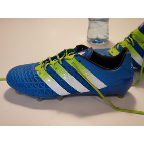 fa03a50766f8f Botines Adidas Ace 16.1 Azul - Botines en Mercado Libre Argentina