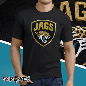 Camiseta Jacksonville Jaguars Nfl - Temos Todos Os Times 08e0c2da6fdc6
