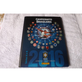 Album Campeonato Brasileiro 2016 Série A E B- Completo