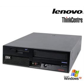 Lenovo Ibm Intel Pentium 4 2gb Ram Hd 80gb Sata Win Xp O 7