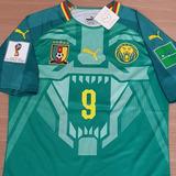 6652eacdf2 Camisa Seleção    Camarões    9 Eto O - Futebol no Mercado Livre Brasil