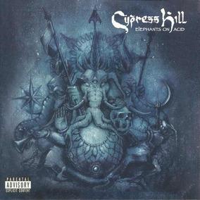 Vinilo Cypress Hill Elephants On Acid ( 2xlp + Cd )
