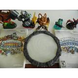 Skylanders 5 Figuras Y Dos Juegos Para Wii