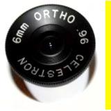 Ocular 6mm Ortho Celestron Alta Calidad 0.96in P/telescopio