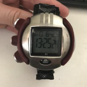 0429685ec03 Relógio adidas Stop Watch Cronometro Importado Aceito Trocas