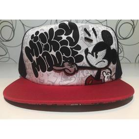 Gorra De Adulto Original Angry Mickey De Disney Parks