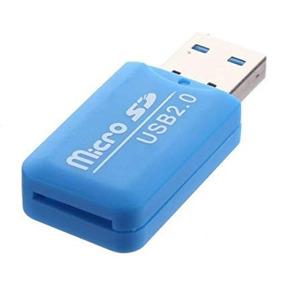 Adaptador Usb De Memoria Tipo Pendrive Micro Sd