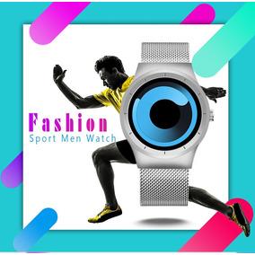 Reloj Skone Acero Inoxidable Diseño Unico Unisex 2018 Malla