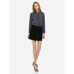 Faldas Con Botones - Faldas Mujer en Mercado Libre Colombia 3fcc4066a924