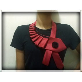 Moño De Corbata Mujer