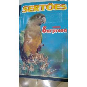 Álbum Sertões Nestlé Surpresa - Faltando 1 Figura
