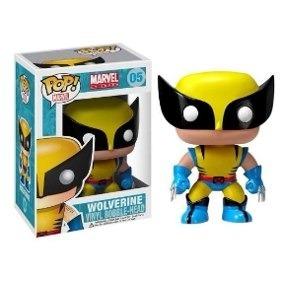 Boneco Funko Pop! Wolverine X-men Marvel