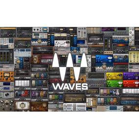 Pacote Completo Plugins Vts Waves 9.6v (envio Imediato)