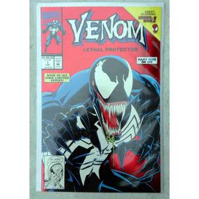 Venom Lethal Protector Nº 1 A 6 - Completa - Spider-man 1993