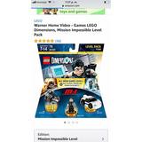 Lego Dimensions Nivel Pack Misión Imposible