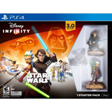 Disney Infinity 3.0 Star Wars Starter Pack Ps4 Videojuegos