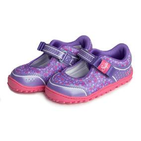 Zapato Sofia Ventureflex Morado Rosa 14 Zx Original