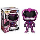 Funko Pop Pink Ranger 397 Power Rangers Nuevo