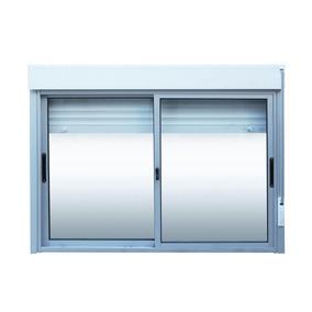Ventanas Aluminio Monoblock Persiana Enrollar 150 X 120