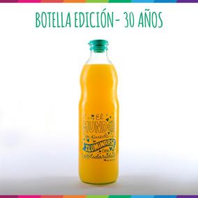 Botella De Vidrio - Fundación Garrahan