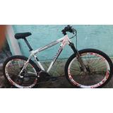 Bicicleta Aro 26 Shimano Acera 27v