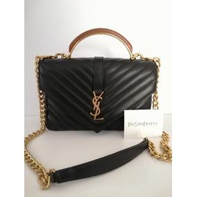 e6d4f92d8 Bolsa Ysl Bolso Dama Mujer Cartera Marca Yves Nueva Gucci Lv