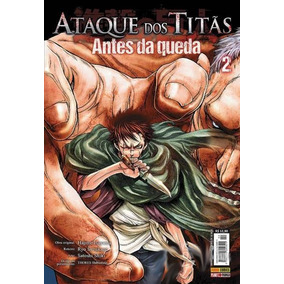 Ataque Dos Titãs: Antes Da Queda N° 2