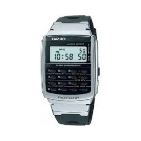 56ba44010ef Relogio Casio Ca 56 1df - Relógios no Mercado Livre Brasil
