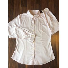 d2812dc35 Camisa Manga Longa Femininas Rosa claro, Usado no Mercado Livre Brasil