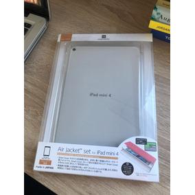 Capa Slim Air Jacket Para Ipad Mini 4 Novo Original Transpar