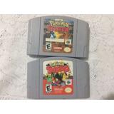 N64 Pokemon Stadium Y Snap