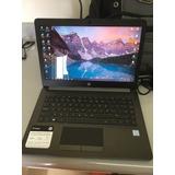 Laptop Hp Modelo 14-ck0010la Core I3 7 Generación