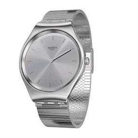 Reloj Swatch Suizo Irony Skin Syxs103gg Elegante Original