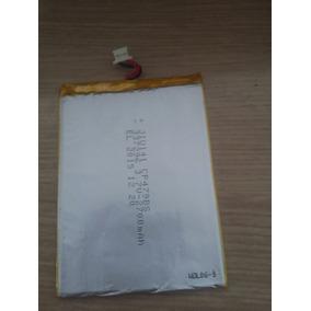 Bateria Original Retirada De Tablet Multilaser M7s Quadcorr