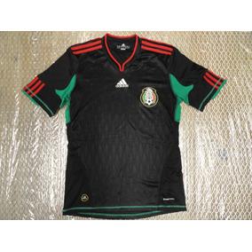 Playera Seleccion Mexicana Negra en Mercado Libre México 23ca64deba43c
