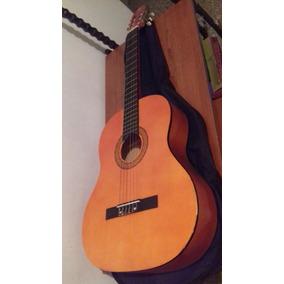 Guitarra Acústica Clásica Marca Fatima
