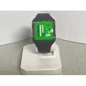 Reloj Nooka Zub Zenv Cg 20 Silicon Verde Gris No Smarthwatch
