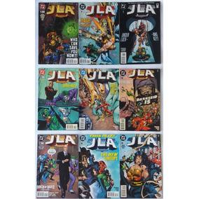 Gibi Jla 1997 Dc Justice League Of 29 Hq Raros Em Inglês