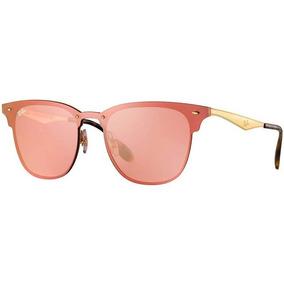 Ray Ban Blaze Clubmaster Espelhado - Óculos no Mercado Livre Brasil 4e8414fcff