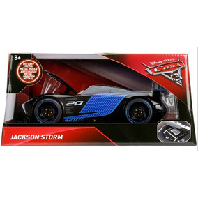 Coleção Carros 3 - Mcqueen - Jackson Storm - Jada - 1:24