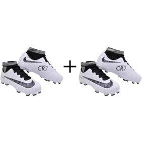 Chuteira Cristiano Ronaldo Branca Dourada - Chuteiras Nike para ... 2eed06d02cd5d