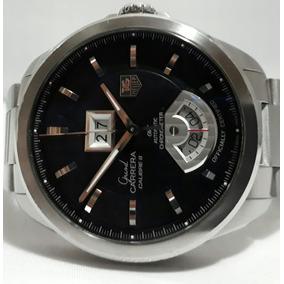 b86d0c9454d Grand Carrera Tag Heuer Swiss Made Since 1860 - Relógio Masculino no ...