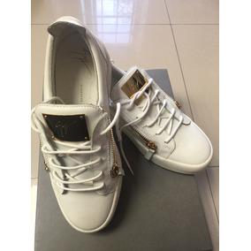 Sneakers Tenis Zapato Guiseppe Zanotti Design Birel Vague