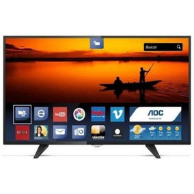 Tv Led Lcd Aoc 32 Hd Smart Digital Hdmi Usb Gtia 2 Años