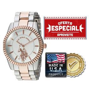 b8f40b5de30 Relogio Us Polo Assn Usc - Relógios no Mercado Livre Brasil