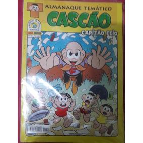 Almanaque Tematico Cascao N°45 - Capitao Feio