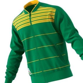 8f22cb963fd Blusa Adidas Florida - Casacos Verde no Mercado Livre Brasil